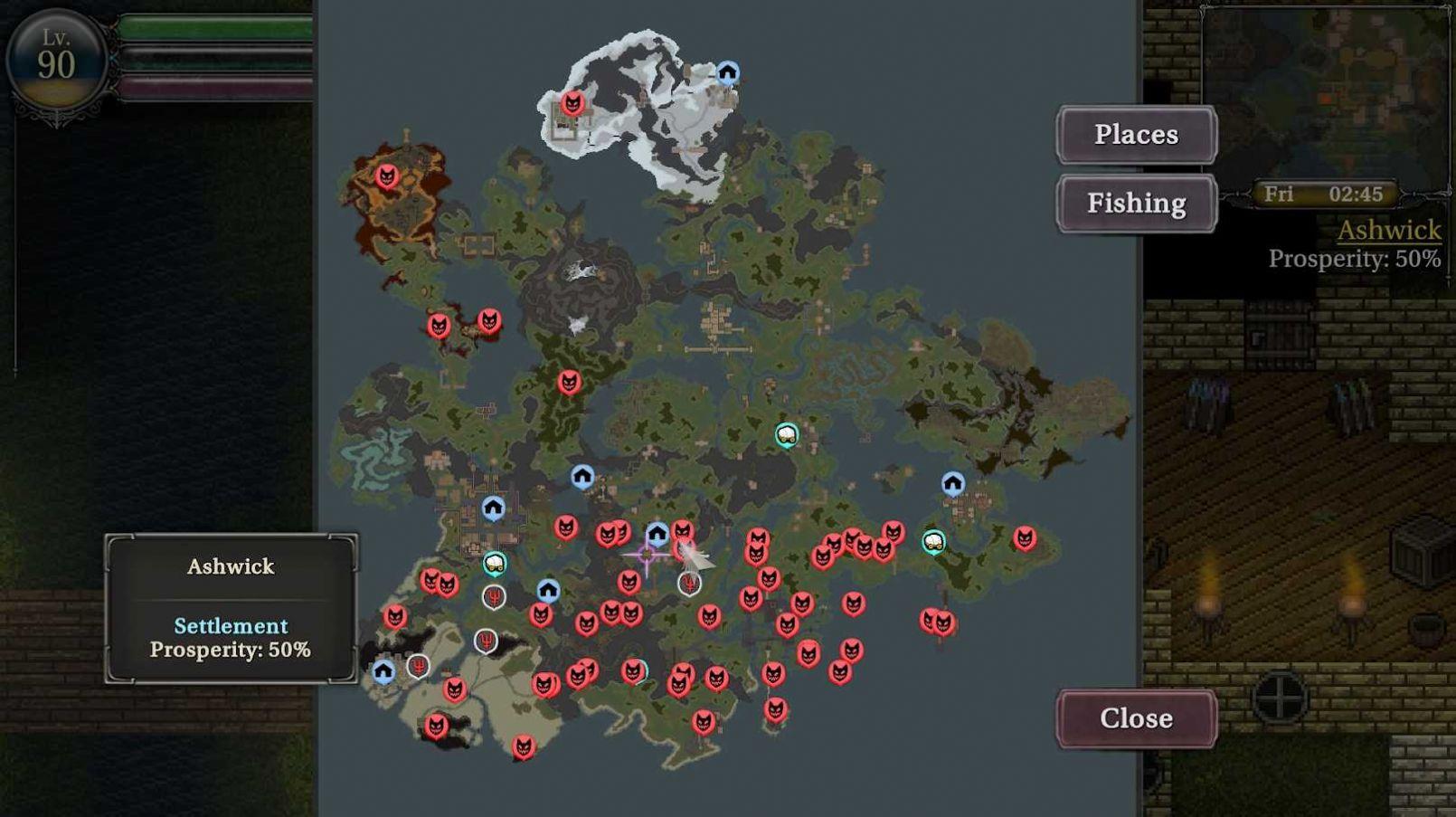 暗黑元气战游戏官方正式版图片1