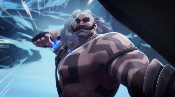 破败王者英雄联盟传奇官方内测版体验服图片1