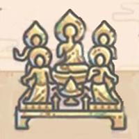 最强蜗牛鎏金弥陀佛像属性怎么样