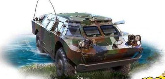 和平精英两栖装甲车获取方式及使用技巧