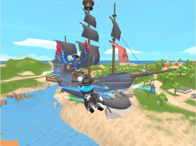 海盗船已就位《香肠派对》9月26日新赛季开启